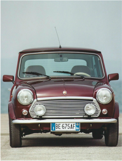 1999 Rover Mini 40 Limited Edition