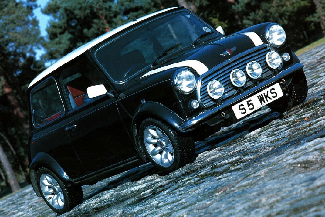 1999 Rover Mini Cooper S Works