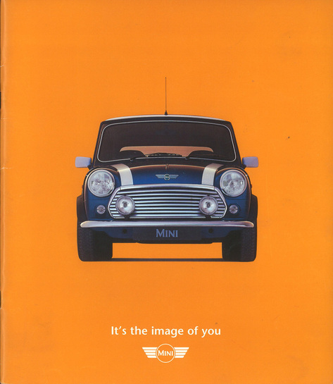 1999 Rover Mini MPi Brochure